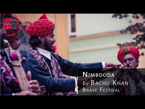 Nimbooda - Bachu Khan's 'live' Performance  Brave Festival 2013, Poland video
