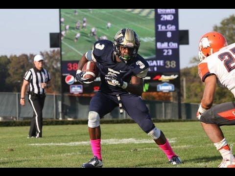 Divison II College Football - Wingate Bulldogs vs Newberry Wolves