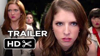 Video clip Pitch Perfect 2 Official Trailer #1 (2015) - Anna Kendrick, Elizabeth Banks Movie HD