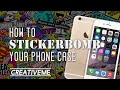 How To Stickerbomb Your Phone Case CreativeMe mp3