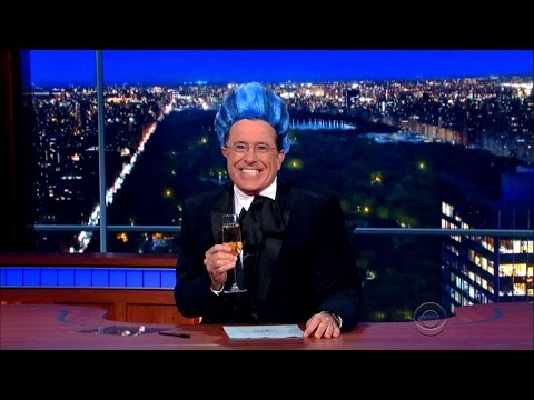 Late Show Political Week In Review: Hungry For Power Games Edition