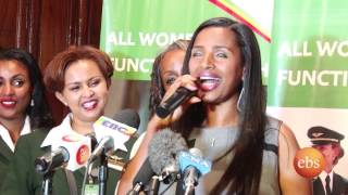 Ethiopian Airlines First flight Operated by All Females Crew