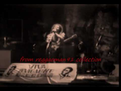 Bob Marley and the Wailers first show in zimbabwe 1980/04/18