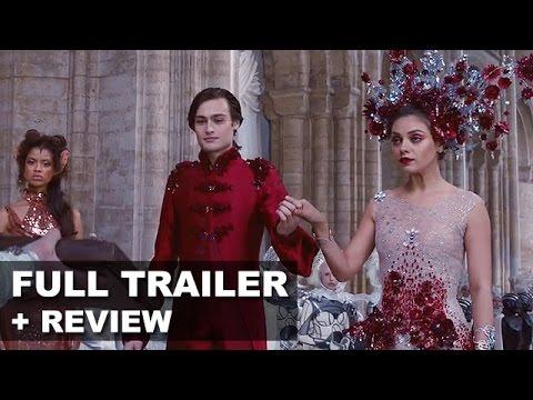 Jupiter Ascending Official Trailer 3 + Trailer Review : Beyond The Trailer