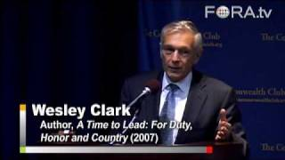Video: US Foreign Policy: Cheney, Rumsfeld, Wolfowitz, Perle planned to destabilize the Middle East. Why? - Wesley Clark