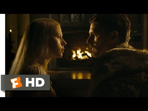 The Other Boleyn Girl (2/11) Movie CLIP - A Royal Seduction (2008) HD