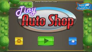 Обзор на игру Tiny auto shop!