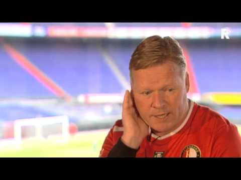 Ronald Koeman uitgebreid in gesprek met Jan Dirk Stouten