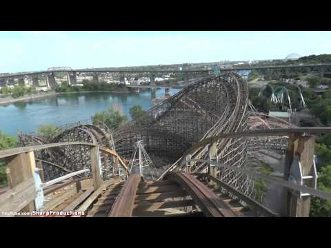 Le Monstre (On-Ride) La Ronde