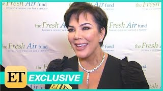 Kris Jenner Talks Psalm West and Why It Can Be Hard to Watch Episodes of KUWTK'(Exclusive)