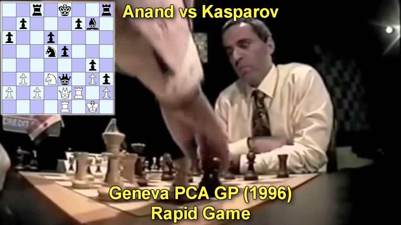 Kasparov, simplemente el mejor