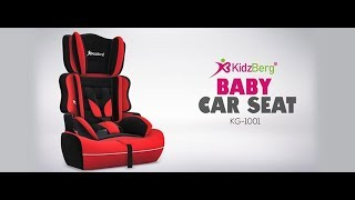 Kidzberg KG-1001: Baby Car Seat