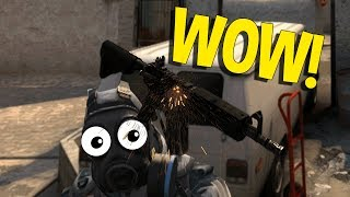 CS:GO FUNNY MOMENTS - WTF SAVED BY A GUN, FUNNIEST TROLL EVER, PRO HACKING MOMENTS