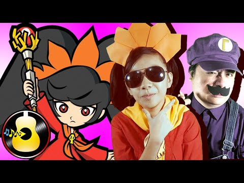 Super Smash Bros./Wario Ware - Ashley's Song Acapella feat. Little Miss SPG