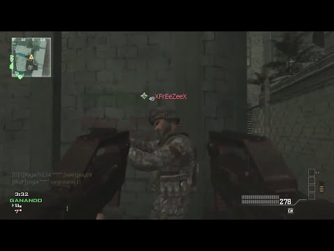 Call of Duty MW3 Infectado: Momentos divertidos, masacres y bajas múltiples.