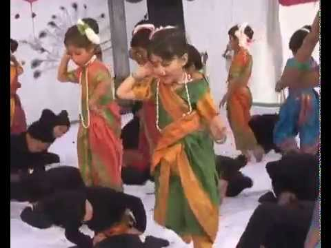 Mi Hai Koli Dance Performance - Mothers Glory Public School | Ramnagar video