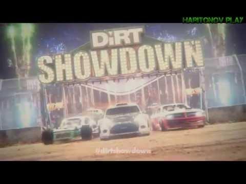 DiRT Showdown Трейлер игры так и вечно бы смотрел!