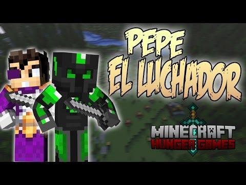 PEPE EL LUCHADOR AAAAAAAAAAAAAAAAAAAH - MINECRAFT