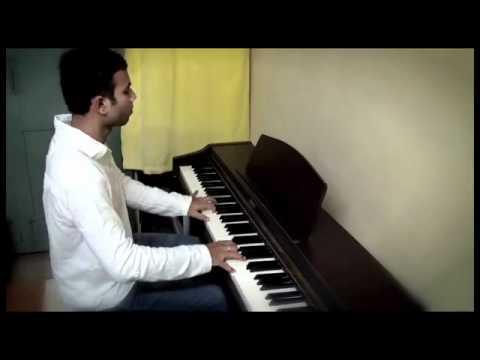 Teri Meri Prem Kahani Piano Instrumental by Chetan Ghodeshwar...