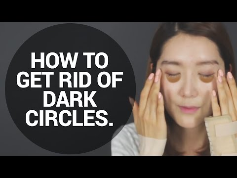 [Wish, Try, Love] How to get rid of dark circles under eyes.
