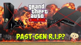 GTA Online: PS3 & Xbox 360 - R.I.P ? [Обновления на Past-Gen]