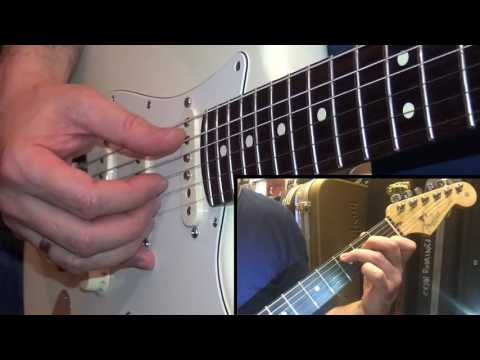 Unchained Melody Lesson Basic Fingerpicking Exercise N.4 FREE FINGERSTYLE TUTORIAL WITH TAB