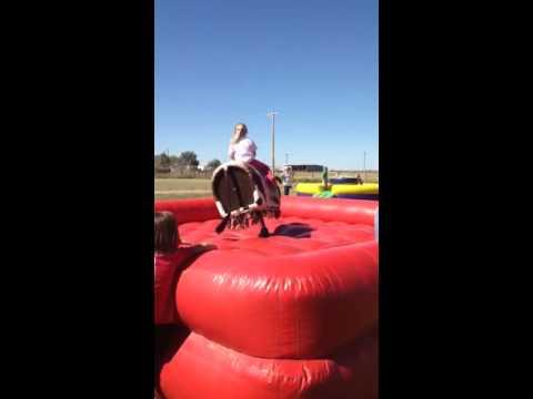 Karsyn's Bull Ride