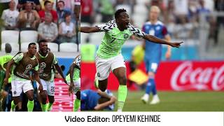 Funny things people do for football during Nigeria matches