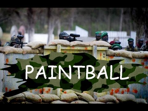 Paintball My Other Hobby (including Live Action Footage)