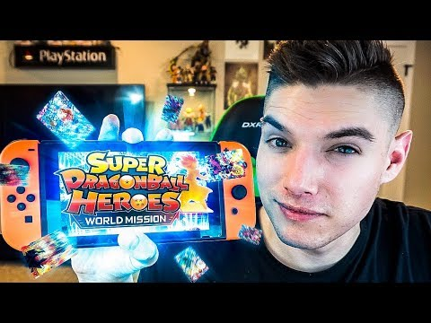 Is It WORTH It? Super Dragon Ball Heroes World Mission Review