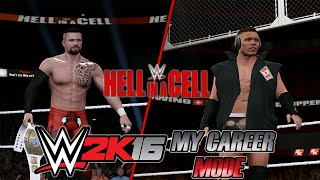 WWE 2K16 - My Career - #84 - Hell In a Cell PPV