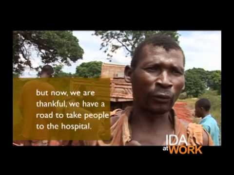World Bank IDA - Tanzania: Public Works