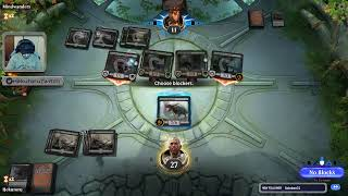 Playing MTG: Arena