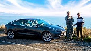 Unser Tag mit dem Tesla Model 3!