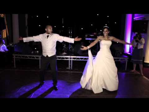 So, Chris & Jane finally got married at Hazlewood Castle, Tadcaster, UK on Saturday 20th August 2011. Here, you can see their first dance which is full of su...