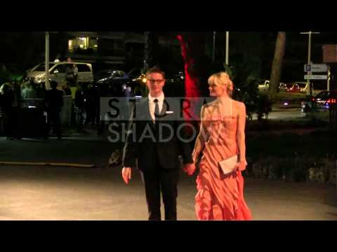 Nicole Kidman and rest of crew at Grace of Monaco after party in Cannes