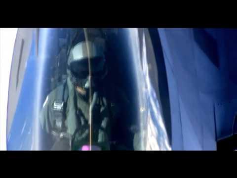 Ф 22 Раптор.Фигуры высшего пилотажа.F 22 Raptor.Figury aerobatics