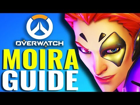Moira - Getting Started with Overwatch's Newest Hero
