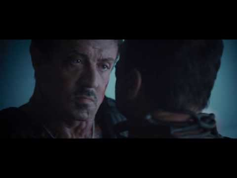 The Expendables 2 - Final Fight Scene (hq 1080p Hd) video