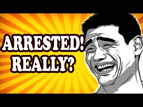 Top 10 Internet Jokes that Got People Arrested