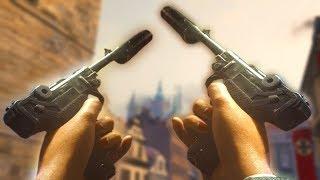 COD WWII: Infinite Sprint, Pistol Suppressors, & NEW Perks! (HUGE Update Breakdown)