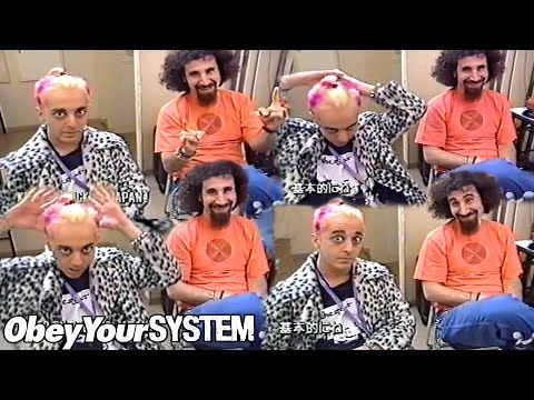System Of A Down - Interview Japan 1999 (pt 2)【Spanish,Portuguese,English,Italian subsᴴᴰ】