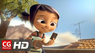 "CGI Animated Short Film HD ""Last Shot "" by Aemilia Widodo 
