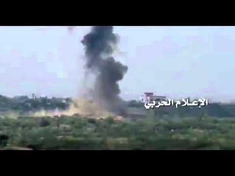 Saudi Tank Explosion in Jizan