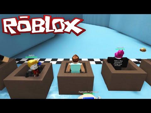 Roblox Adventures  Epic Mini Games  Slippery Slide Box Racing!
