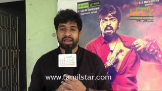 Adhik Ravichandran At Trisha Illana Nayanthara Team Interview
