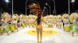 Batucada Ganadora Papelitos 2014 Carnaval De Gualeguaychú