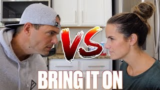 CONFRONTING MY RIVAL FACE TO FACE
