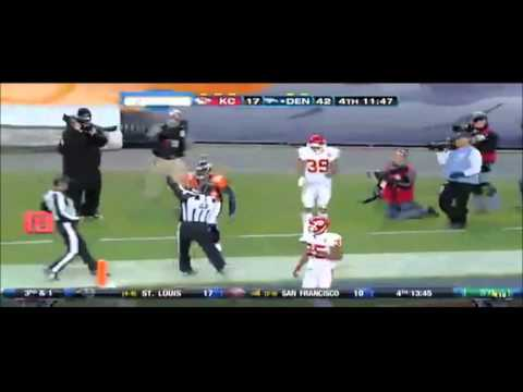 Brandon Lloyd Highlights
