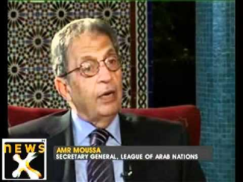 Amr Moussa on the road ahead for Egypt - I